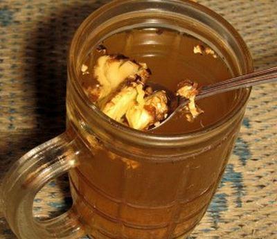 Javanese Ginger Tea: Wedang Bandrek