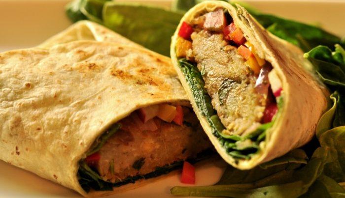 Kathi Kebabs by Shabana Akbany