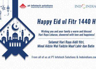 Indoindians Weekly Newsletter: Selamat Hari Raya & Happy Holidays