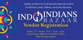 Vendor Registrations Open at Indoindians Bazaar